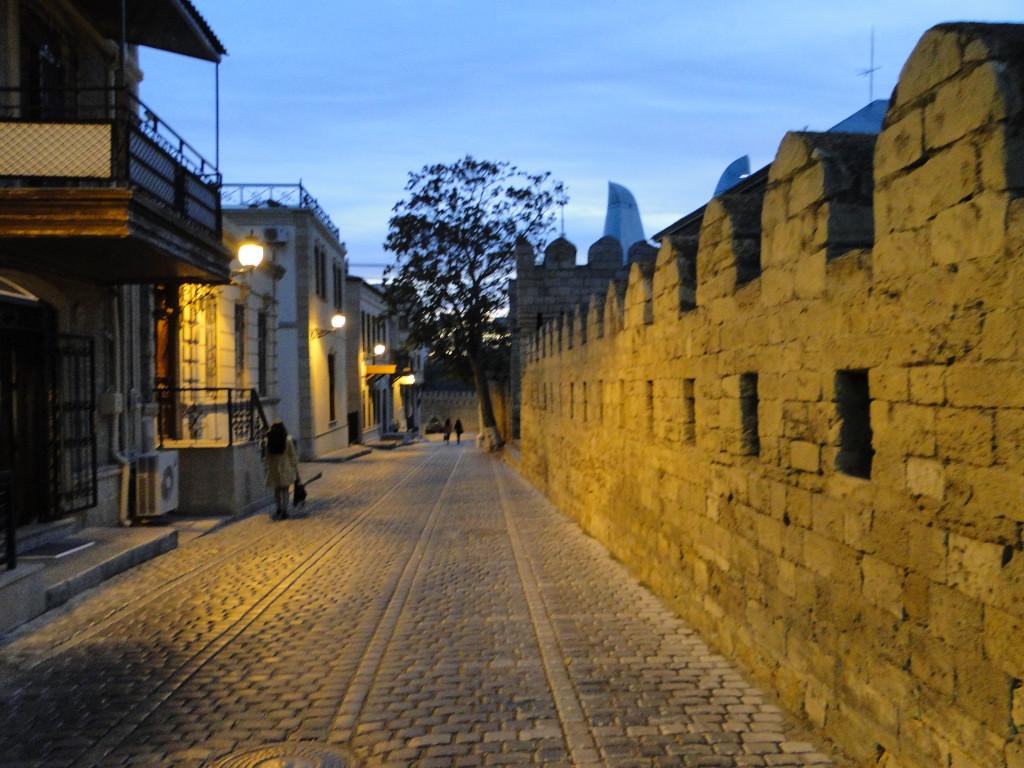 Baku Old sity